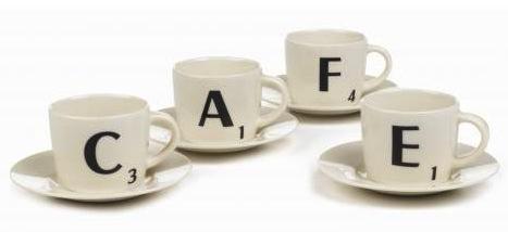 Scrabblekaffe